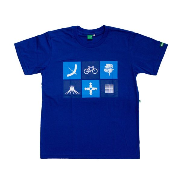 Camiseta Azulejo