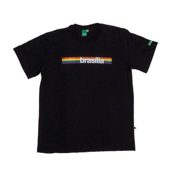 Camiseta Brasília LGBT
