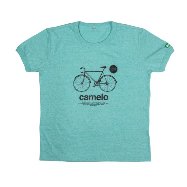 Camiseta Eco Camelo