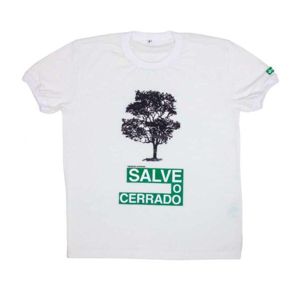 Camiseta Salve o Cerrado