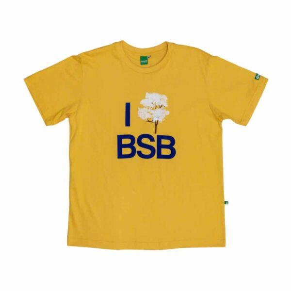 camiseta ipe brasilia