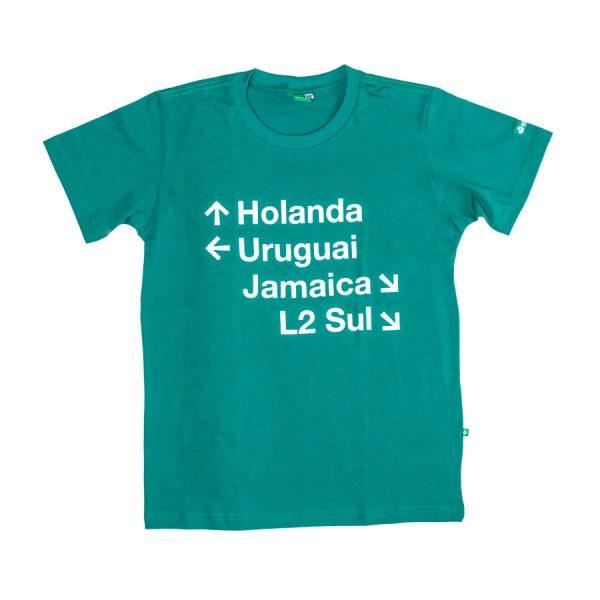 Camiseta L2 Sul