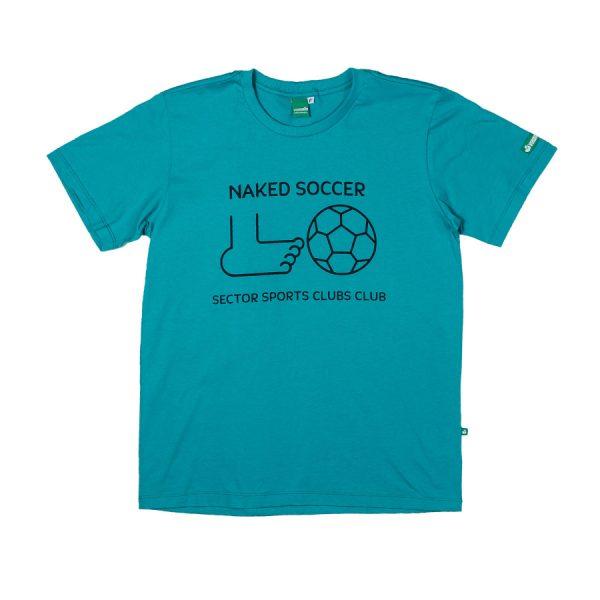Camiseta Naked Soccer