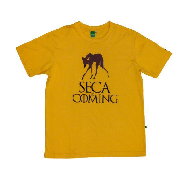 Camiseta Seca is Coming