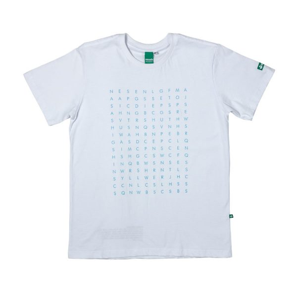 Camiseta Siglas