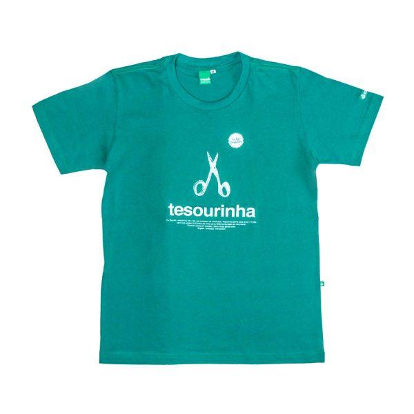 Camiseta Tesourinha