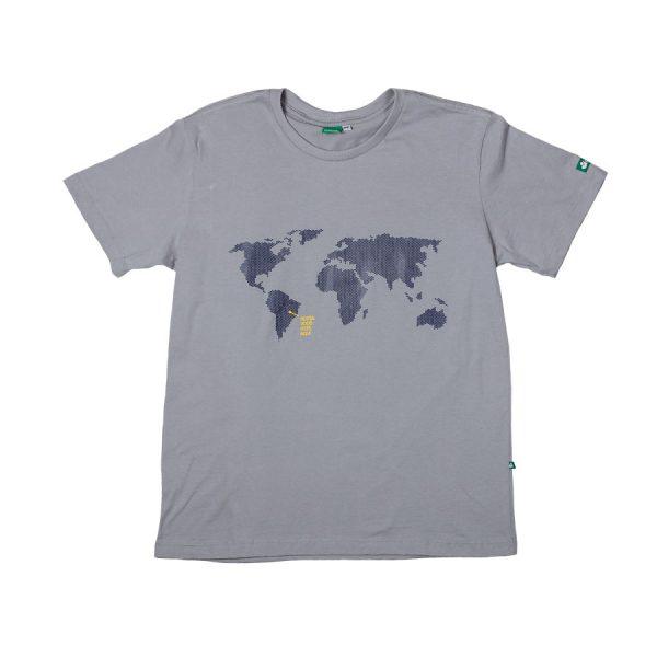 Camiseta Sorria Você está aqui