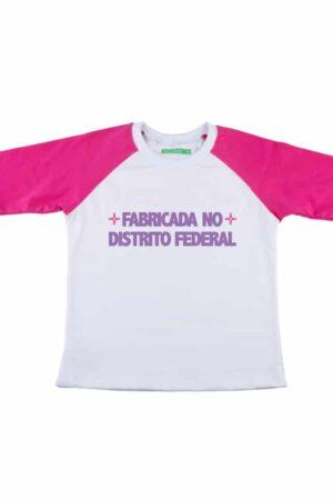VERDURINHA   RAGLAN FABRICADA NO DISTRITO FEDERAL