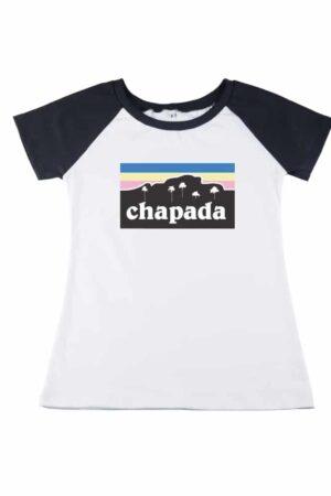 BABY LOOK RAGLAN | CHAPADA