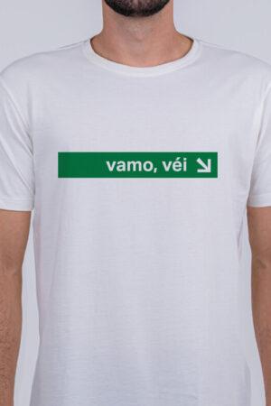PLACA VAMO, VÉI
