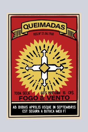BABYLOOK TRADICIONAL | QUEIMADAS